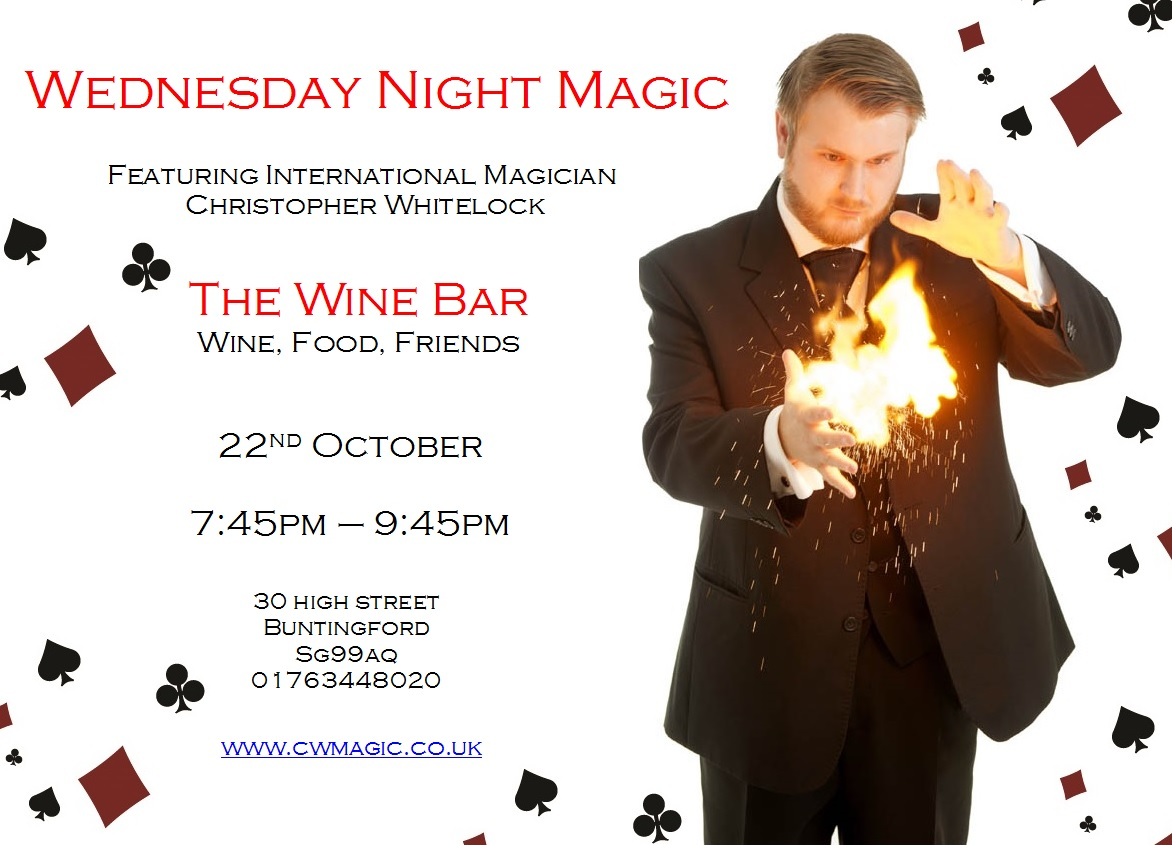 Magic night promo