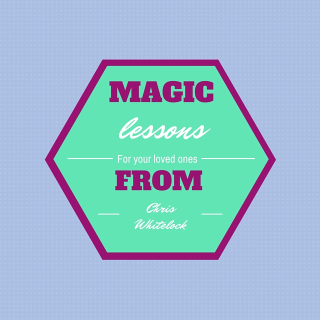 Magic lessons as a special gift