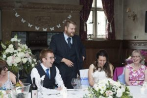 Chris Whitelock - Winter Wedding Magician