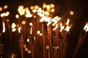 Wedding Torches